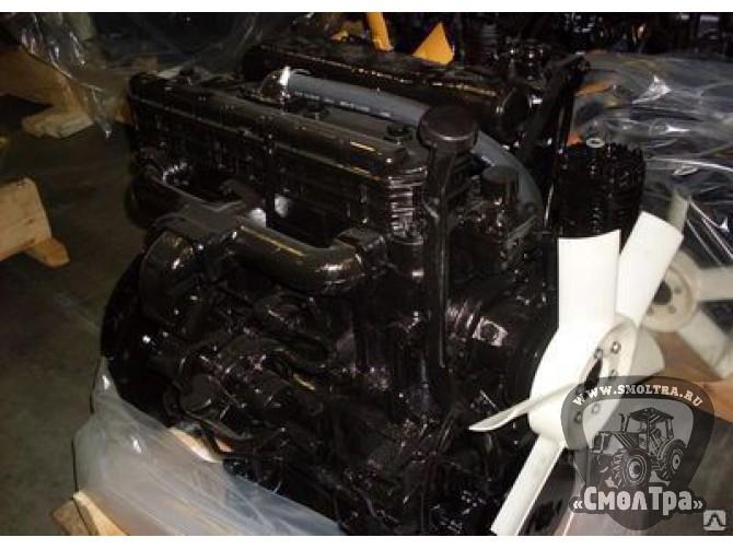 """Двигатель """"Валдай"""" Е2 Д-245.7Е2-1807 ММЗ"""