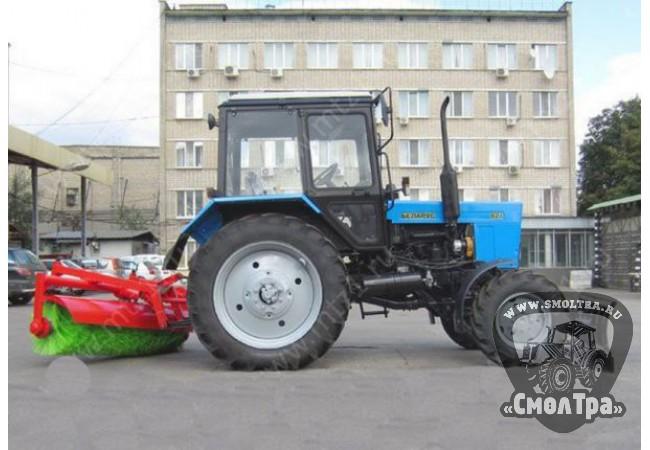 Щетка дорожная для трактора МТЗ-82.1 - Форумы Wec