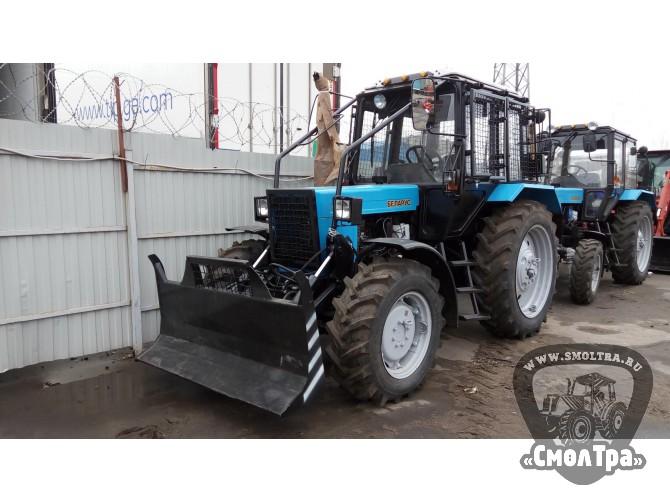Трелевочный трактор БЕЛАРУС ТТ-40