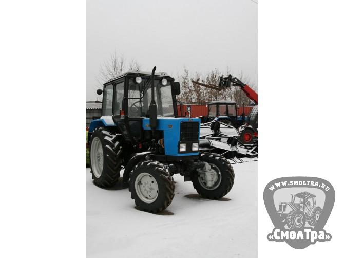 Трактор МТЗ 82.1 купить в кредит, лизинг, рассрочку - цена